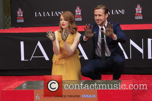 Emma Stone and Ryan Gosling 8