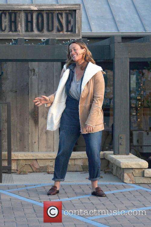Alanis Morissette out and about in Malibu