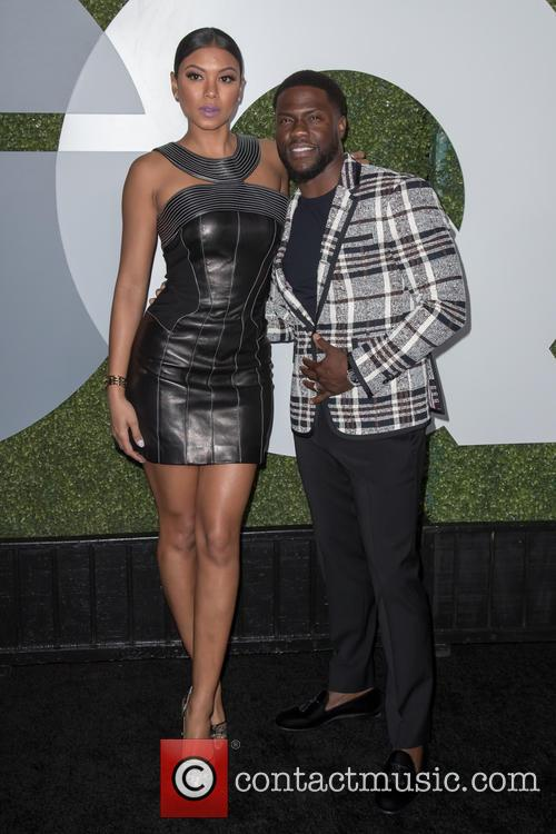 Kevin Hart and Eniko Parrish 3