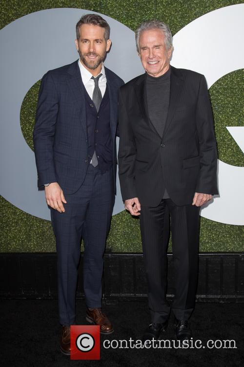 Ryan Reynolds and Warren Beatty 3