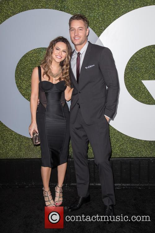 Justin Hartley and Lindsay Hartley 2