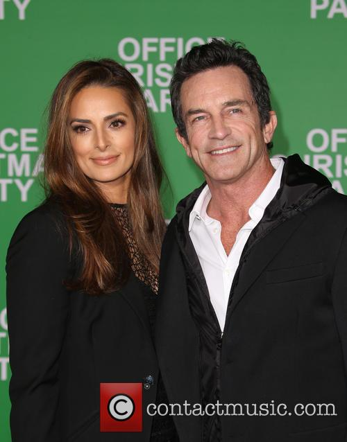 Jeff Probst and Lisa Ann Russell 7