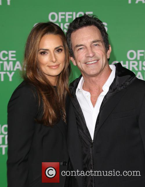 Jeff Probst and Lisa Ann Russell 9