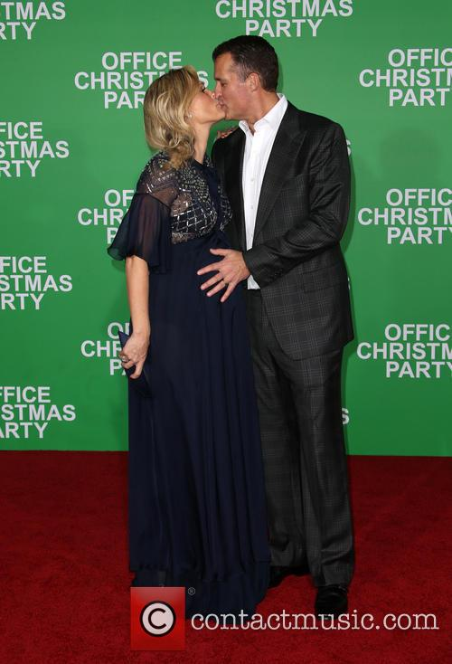 Molly Sims and Scott Stuber 7