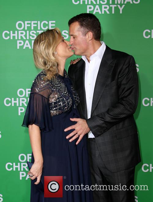 Molly Sims and Scott Stuber 8
