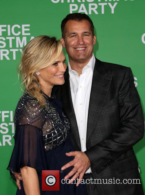 Molly Sims and Scott Stuber 9