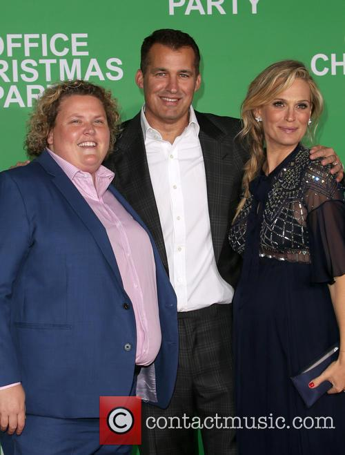 Fortune Feimster, Scott Stuber and Molly Sims 5