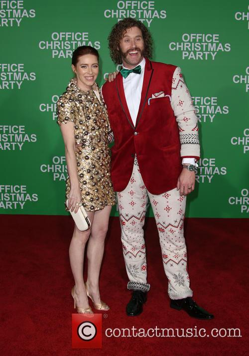 Paramount Pictures, T. J. Miller and Kate Gorney 4
