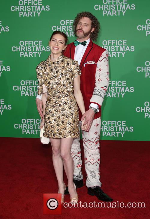 Paramount Pictures, T. J. Miller and Kate Gorney 9