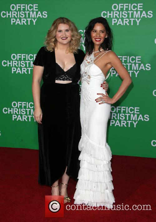 Jillian Bell and Olivia Munn 4