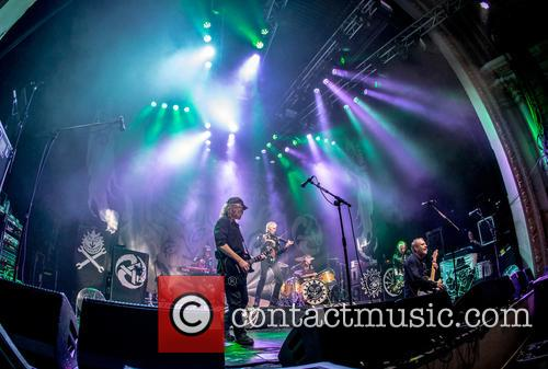 The Levellers, Mark Chadwick and Simon Friend