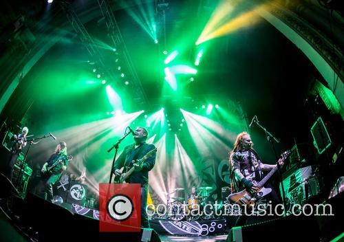 The Levellers, Mark Chadwick and Jeremy Cunningham 6