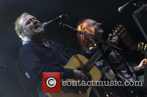 The Levellers, Mark Chadwick and Jeremy Cunningham