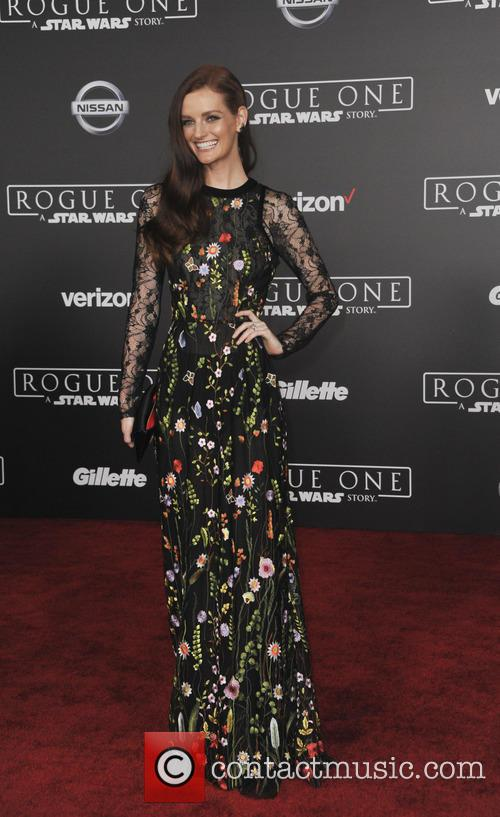 World premiere of 'Rogue One: A Star Wars...