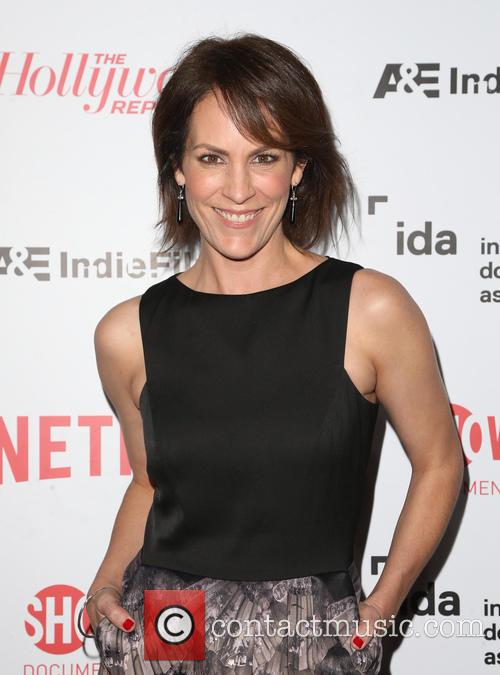 Annabeth Gish will be back for more 'X-Files' adventures