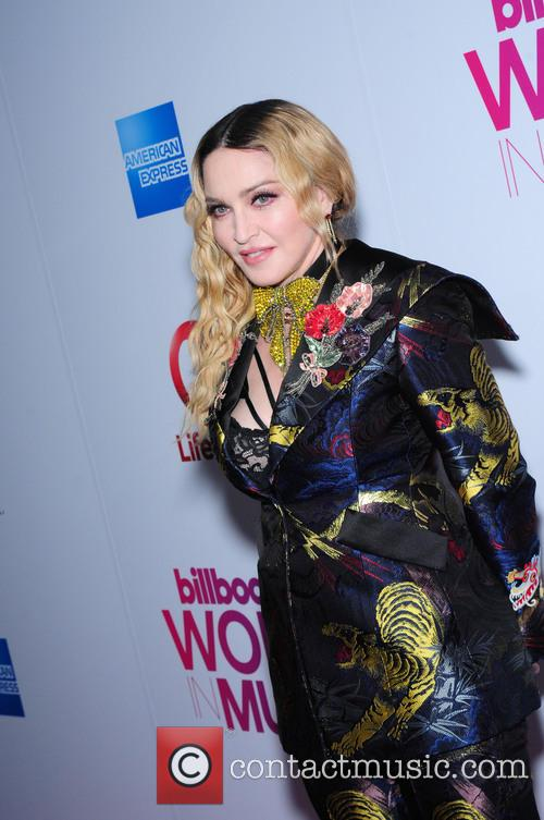 Could Madonna Be Headlining Glastonbury Next Year?