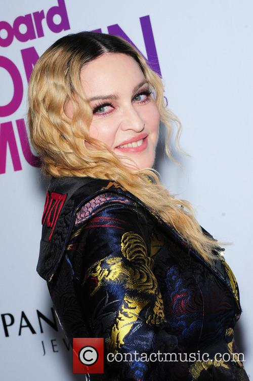 Madonna at the Billboard Women in Music Awards