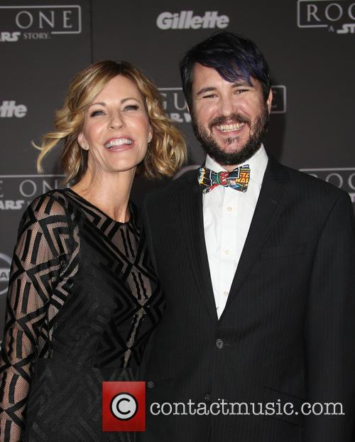 Wil Wheaton and Anne Wheaton