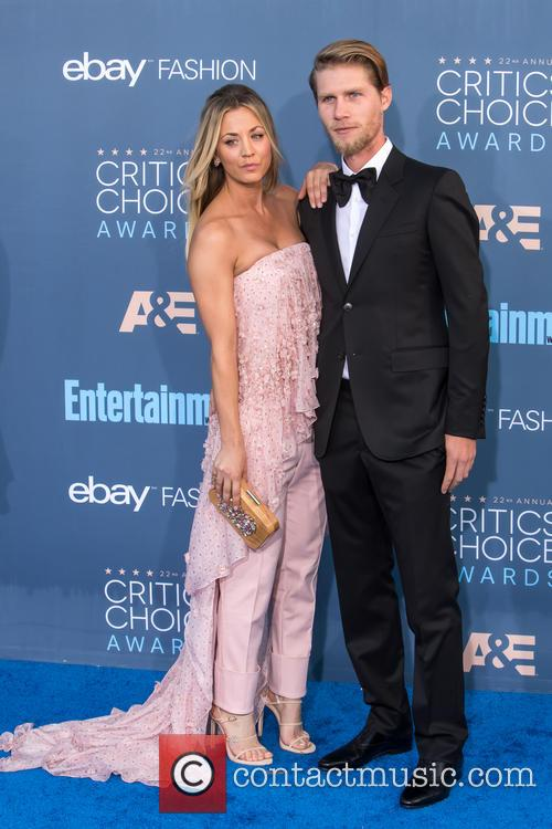 Kaley Cuoco and Karl Cook 2
