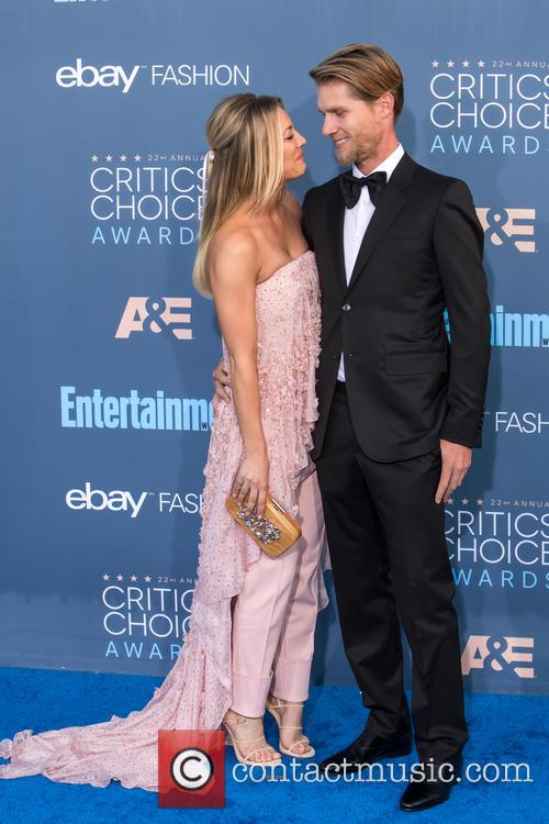 Kaley Cuoco and Karl Cook 4