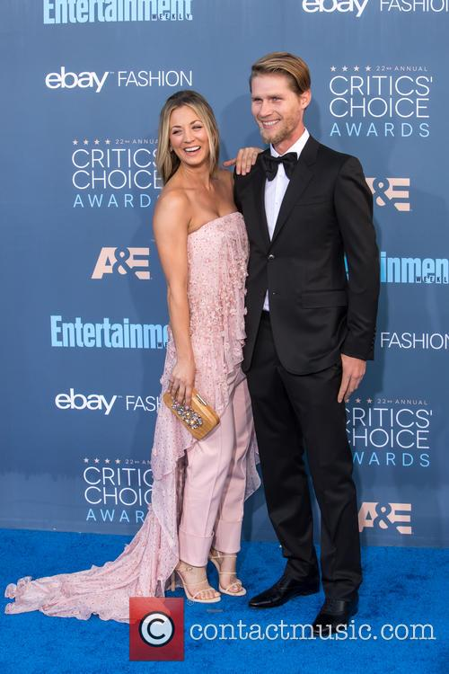Kaley Cuoco and Karl Cook 5