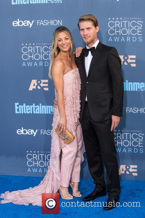 Kaley Cuoco and Karl Cook 6