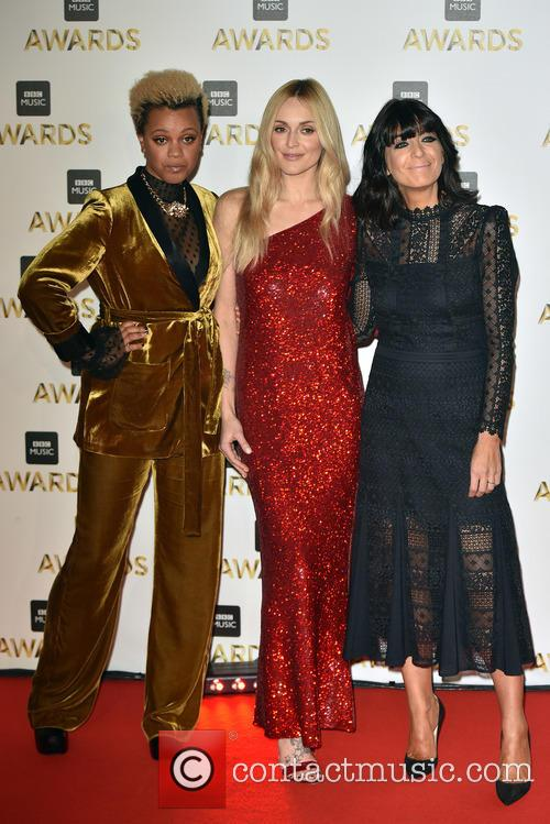 Gemma Cairney, Fearne Cotton and Claudia Winkleman 1