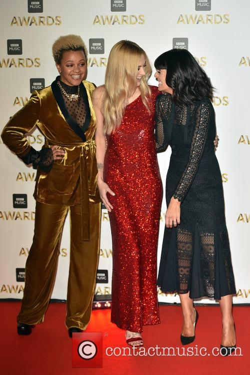 Gemma Cairney, Fearne Cotton and Claudia Winkleman 2