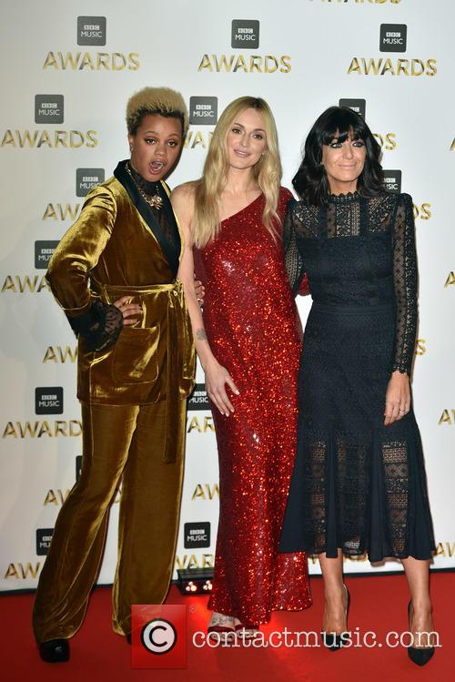 Gemma Cairney, Fearne Cotton and Claudia Winkleman 3