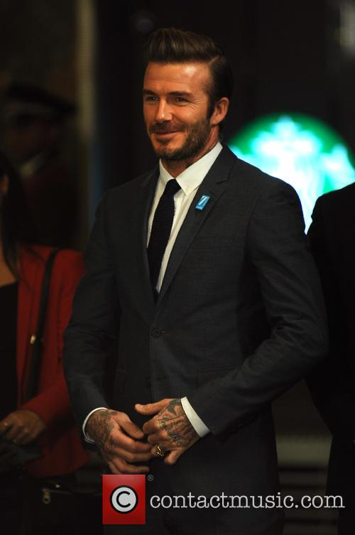 David Beckham Will Be The Guest On 75th Anniversary 'Desert Island Discs'