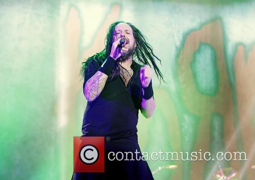 Korn and Jonathan Davis 9