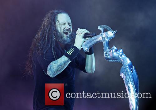 Korn and Jonathan Davis