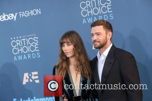 Justin Timberlake and Jessica Biel 1