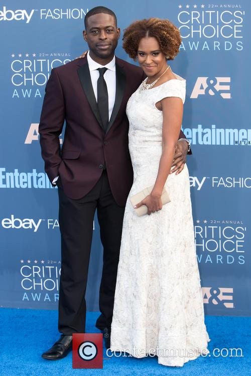 Sterling K. Brown and Ryan Michelle 1
