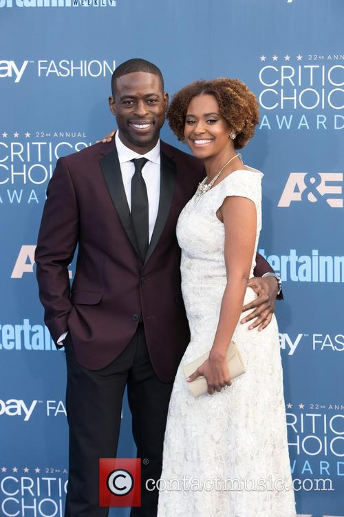 Sterling K. Brown and Ryan Michelle 2