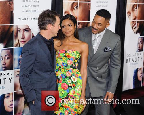 Edward Norton, Naomie Harris and Will Smith 2