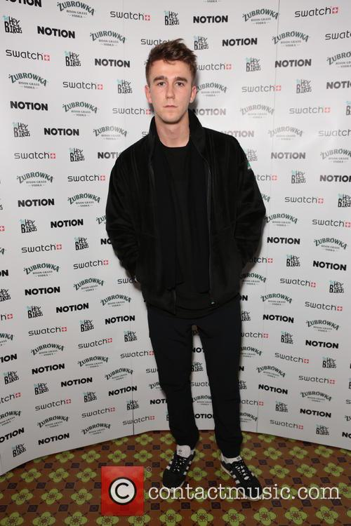 'Notion Magazine' Launch Party - Arrivals