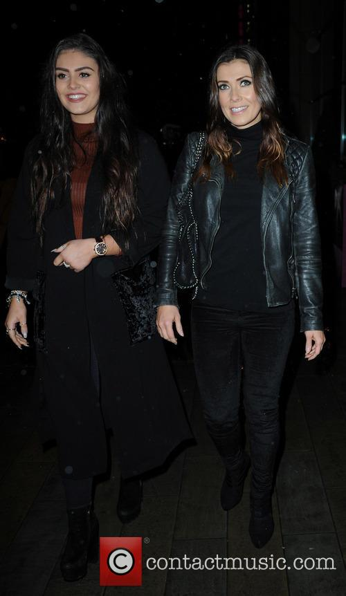 Kym Marsh and Emily Cunliffe 4