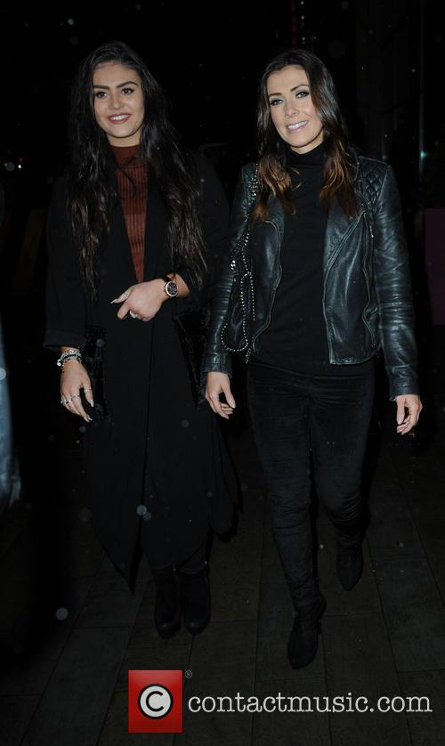 Kym Marsh and Emily Cunliffe 5