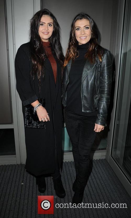 Kym Marsh and Emily Cunliffe 6