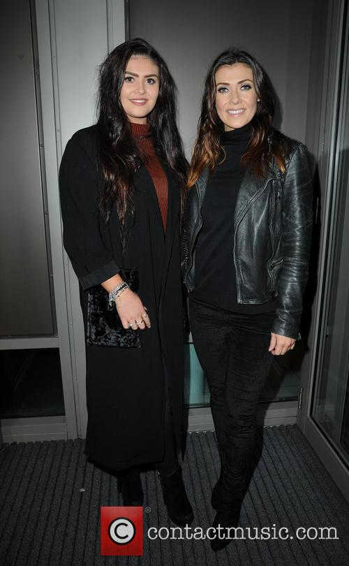Kym Marsh and Emily Cunliffe 7