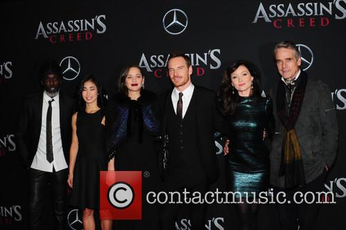 Michael Fassbender, Marion Cotillard, Michael K. Williams, Jeremy Irons and Essie Davis 8