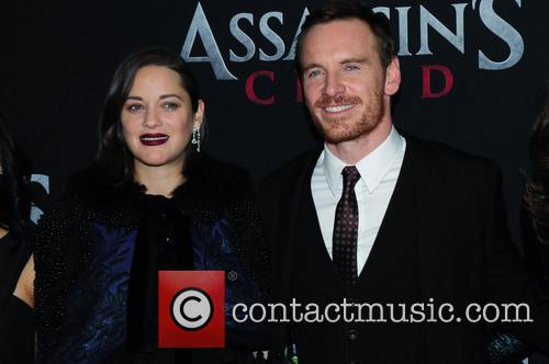 Michael Fassbender and Marion Cotillard 9