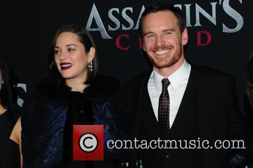 Michael Fassbender and Marion Cotillard 10