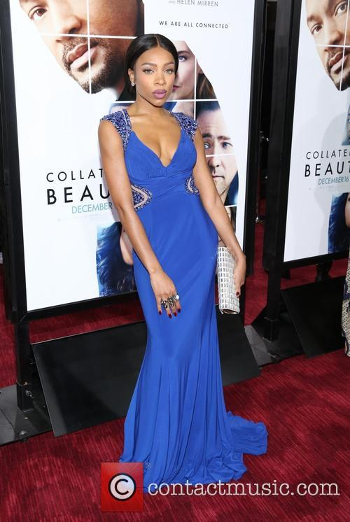 collateral beauty world premiere ny Naomie Harris