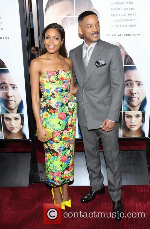Naomie Harris and Will Smith 9