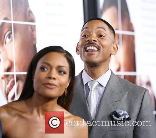 Naomie Harris and Will Smith 11