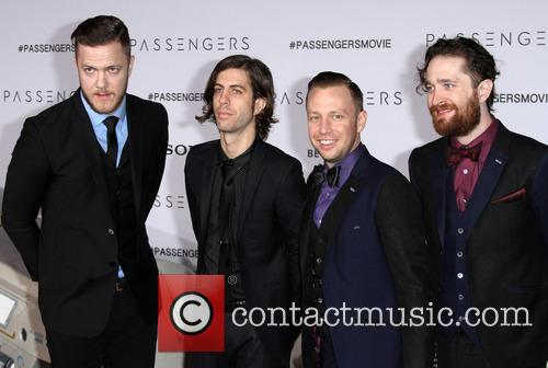 Imagine Dragons, Dan Reynolds, Daniel Wayne Sermon and Ben Mckee 3