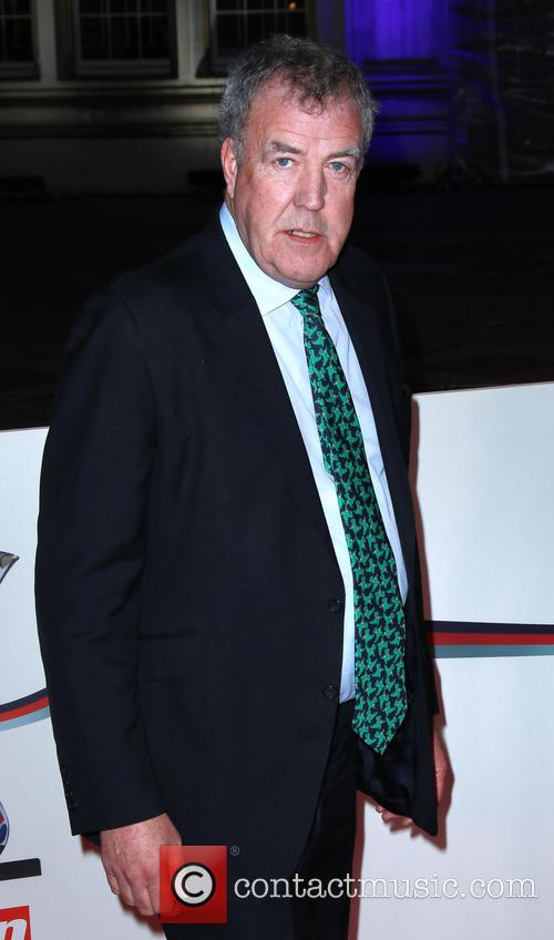 Jeremy Clarkson at the Sun Military Awards