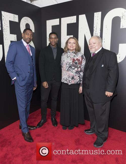 Mykelti Williamson, Jovan Adepo, Constanza Romero and Stephen Henderson